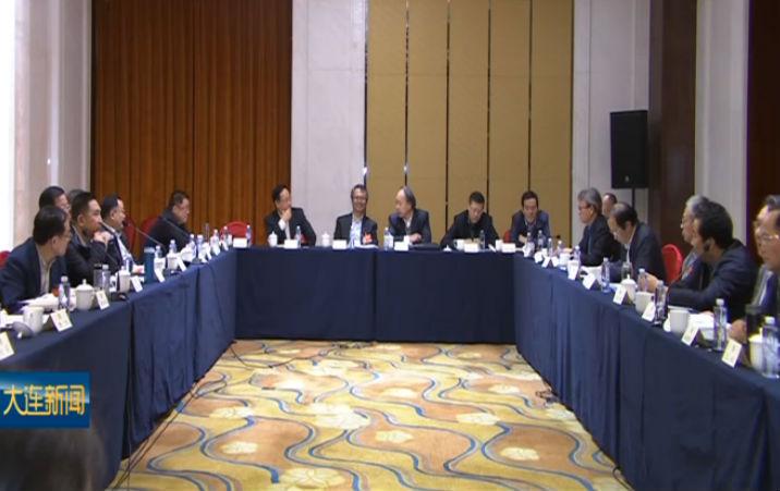 我市全国政协委员参加政协工作报告分组审议