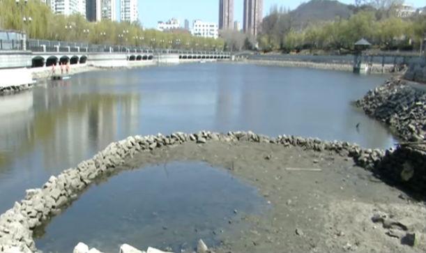 儿童公园明泽湖打造绿色生态湖