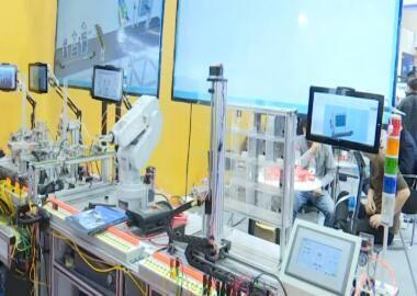 大连高端装备制造亮相中国国际机床展