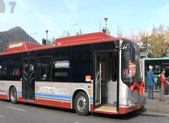 我市新增英歌石赏花临时公交线路