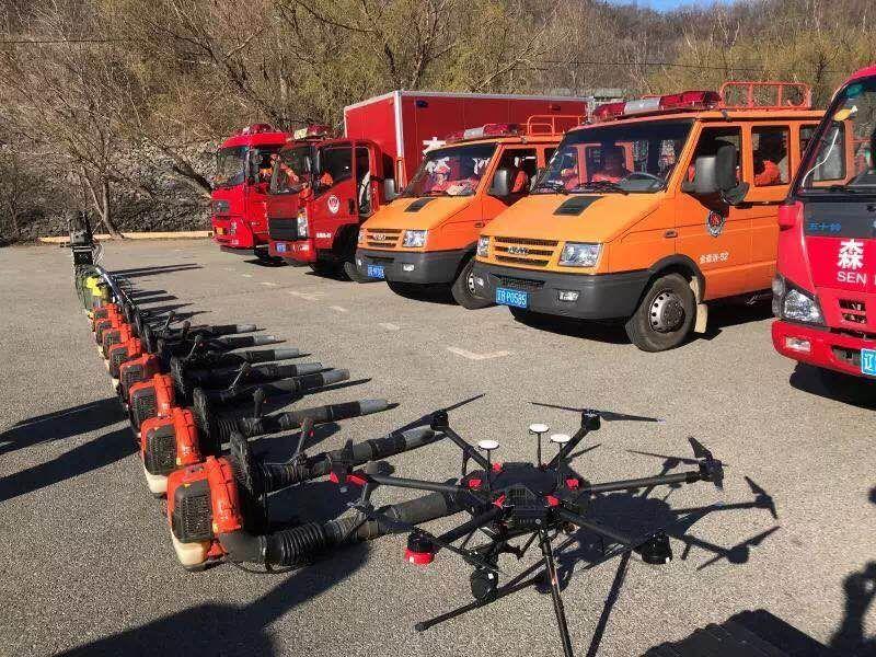 市森林防火指挥部倡议文明祭祀牢记森林防火安全