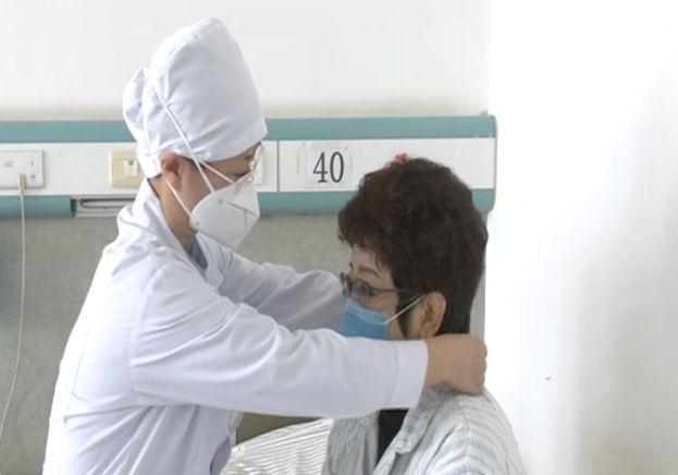王申蓮:耐藥肺結核病房的主心骨