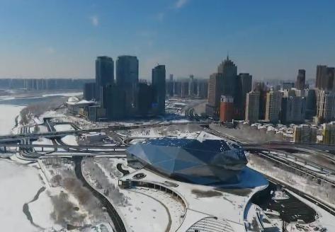 遼寧冰雪魅力