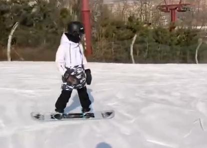 滑雪場王者出擊
