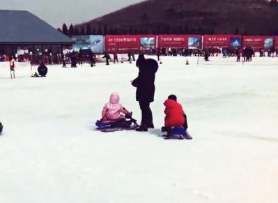 冰天雪地-快樂大連