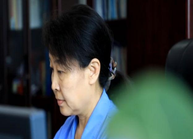 關英華:領航中國超大油輪建造的巾幗專家