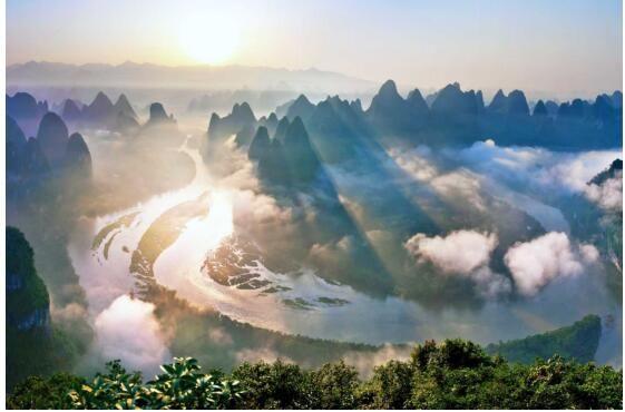 """广西文化旅游""""闻风而至·壮美广西""""正式发布"""