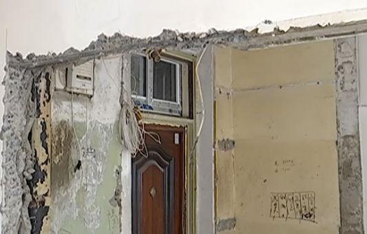 装修起争议 承重墙被砸到底怨谁