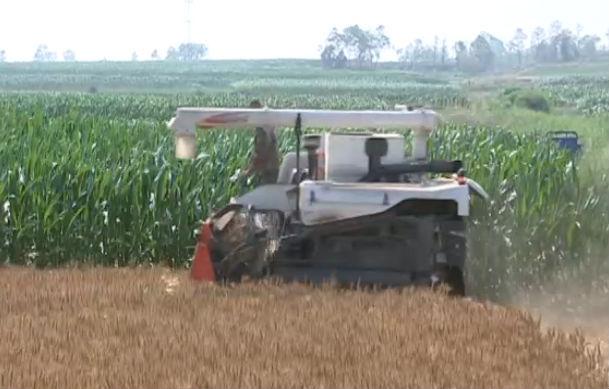 全市主要农作物耕种收综合机械化水平达到80%