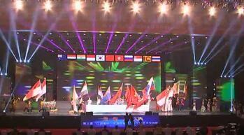 第四屆大連國際青少年文化藝術交流周15日開幕