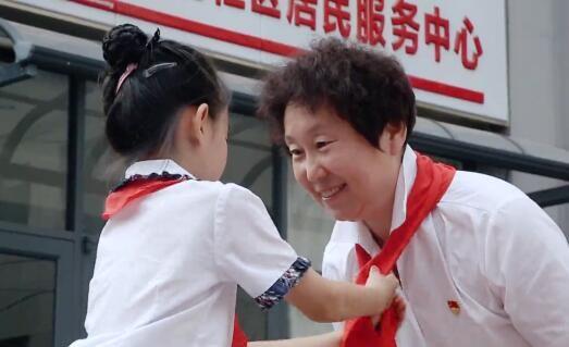 大連市紅領巾合唱音樂會公益宣傳片展播:張麗萍
