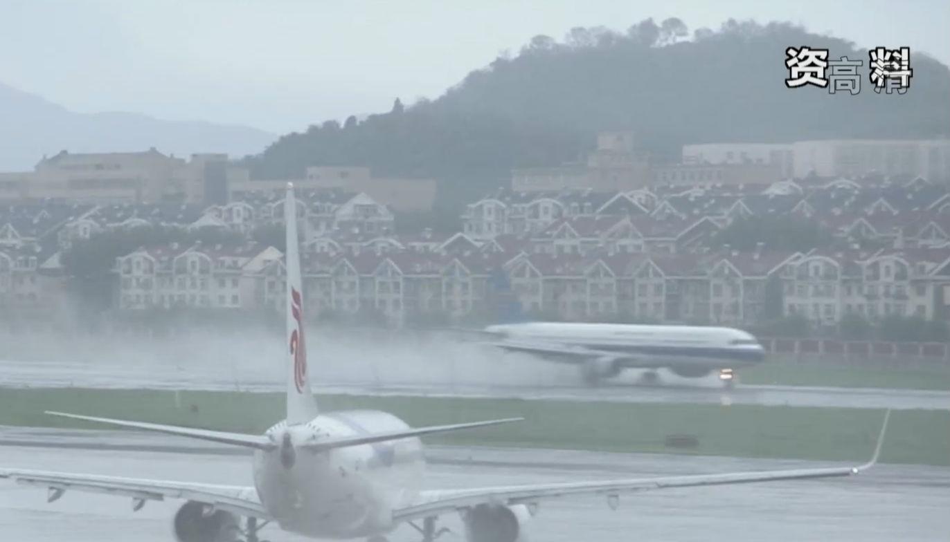 大连机场15个航班取消