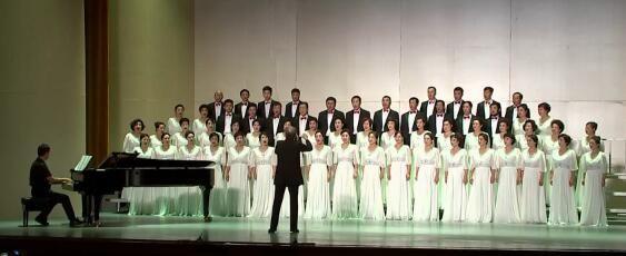首屆大連合唱節唱響濱城
