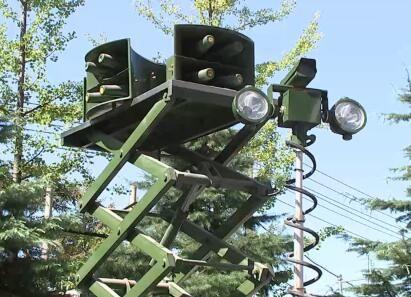 我市防空警报体系建设走在全国前列