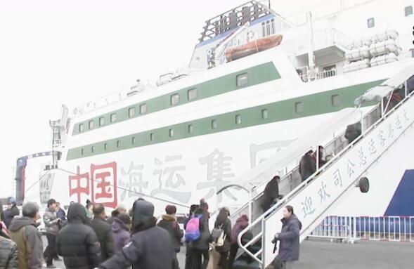 贫困学生可以免费乘船返乡返校