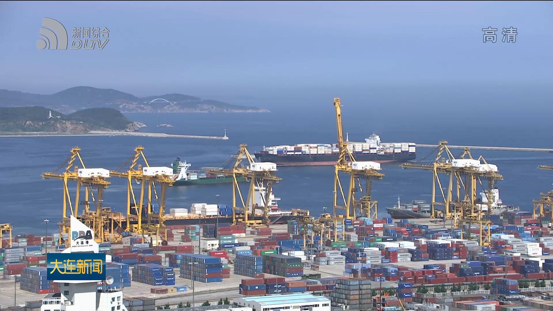 我市企業推動港口運輸高質量發展