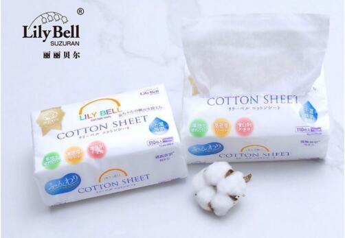 医疗生产背景下,丽丽贝尔Lily Bell纯棉洗脸巾柔软亲肤备受推荐