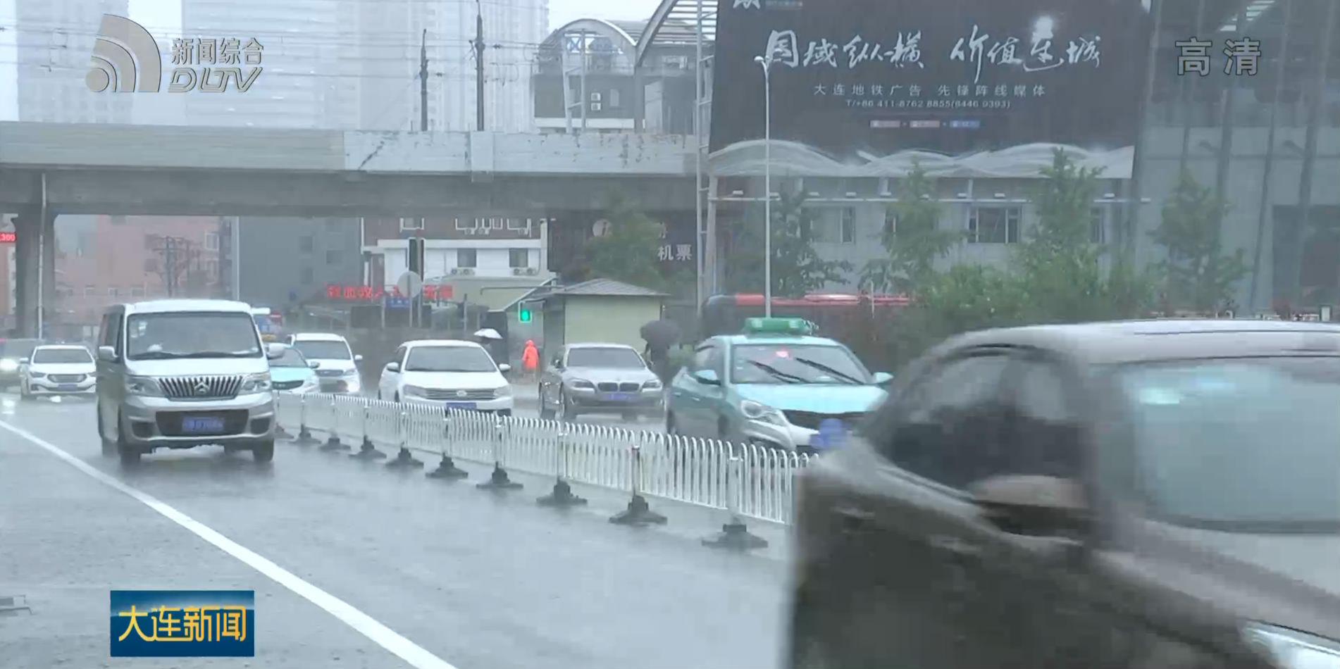 強對流天氣 南部區域雨量大