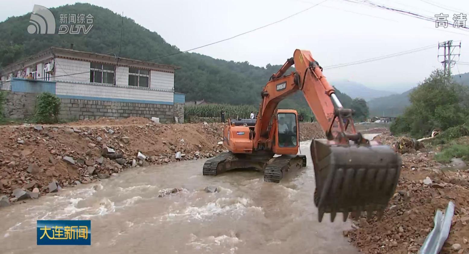 """陳紹旺檢查指導""""8·31""""強降雨災后重建工作"""