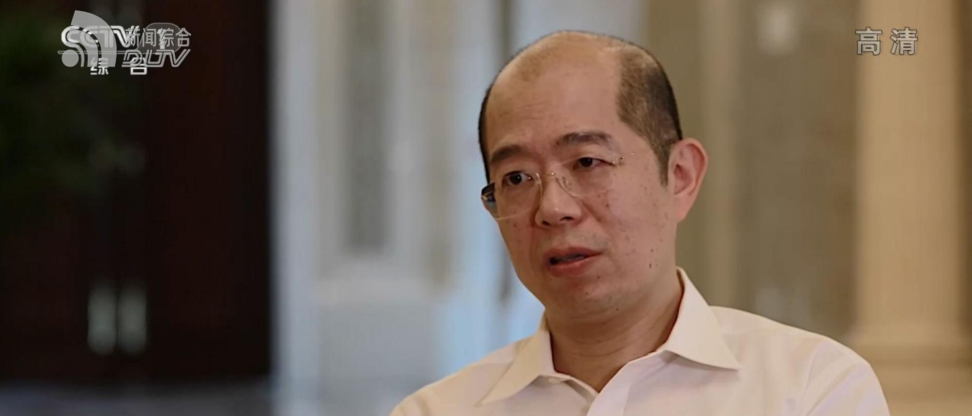 《新聞聯播 權威訪談》專訪省委常委、市委書記譚作鈞