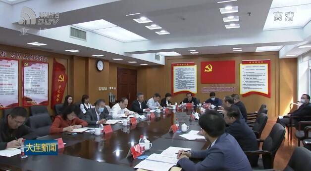 肖盛峰调研指导中山区人大换届选举工作