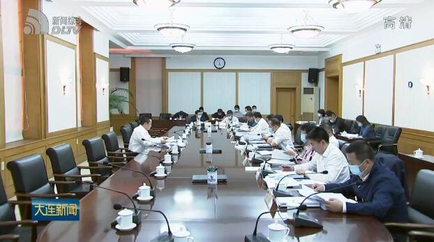 陈绍旺主持召开市政府党组会议研究并调研稳电保供及供暖准备工作